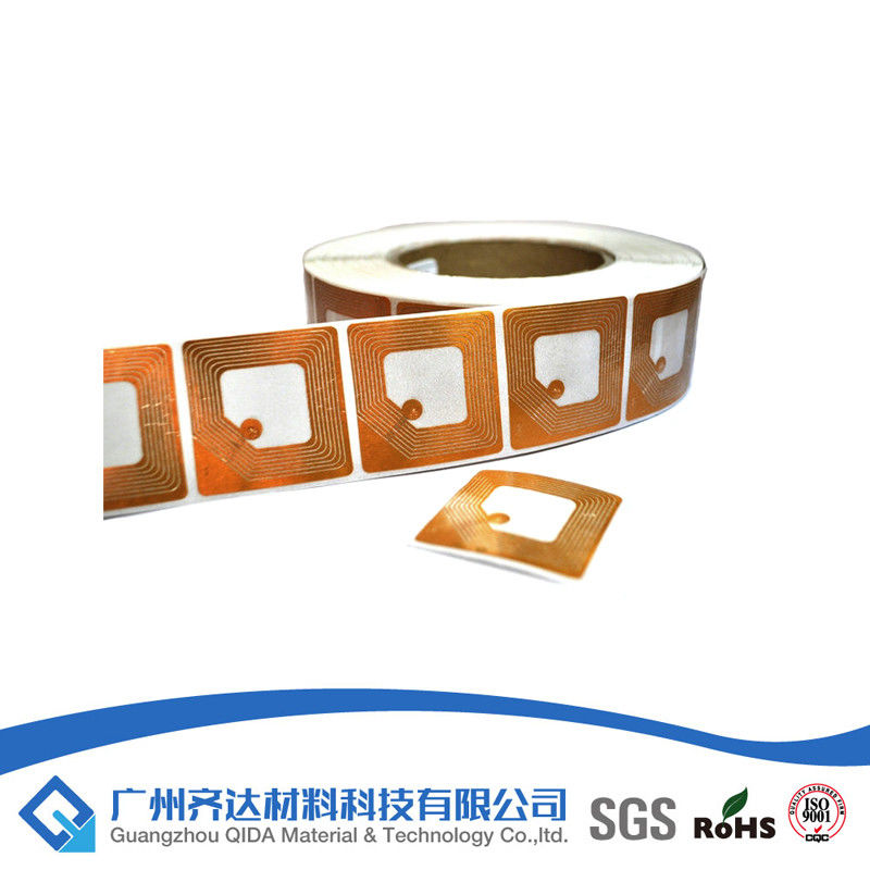 EAS anti-theft supermarket plastic hard label