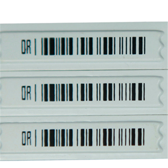 Stable Performance RF Soft Label / Anti-Theft Barcode Security Tags